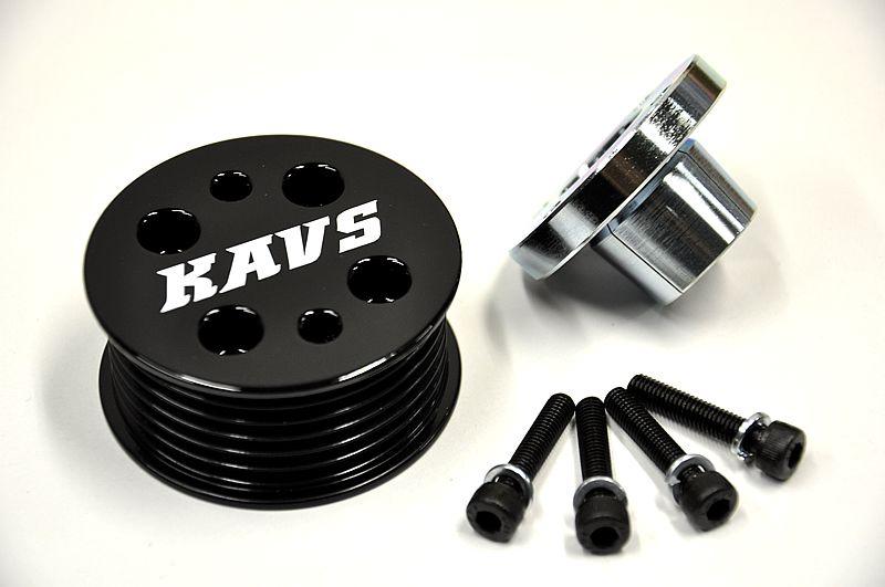 kavs r53 mini cooper s reduced supercharger pulley upgrade. Black Bedroom Furniture Sets. Home Design Ideas