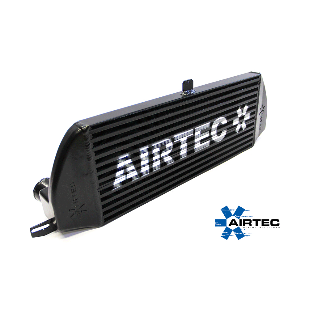 Mini Jcw Turbo Upgrade: Airtec Mini Cooper S R56 Front Mount Intercooler