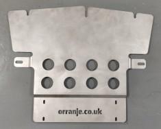 Orranje Skid Plate Sump Guard R50 R52 R53