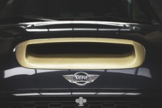 LEAP Lambda R56 R55-R59 MINI Larger Bonnet Scoop