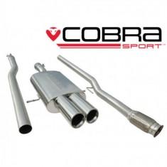 Cobra Sport Exhausts MINI Cooper S Cat Back R56 R57 R58 R59
