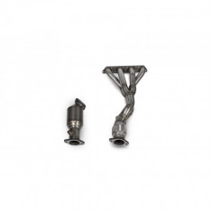 Scorpion R53 R52 R50 Exhaust Manifold & Sports Cat