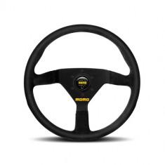 MOMO 320mm MOD.78 Steering Wheel - Black Suede