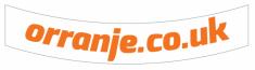 Orranje Giant Vinyl Orranje G-Wing Sticker