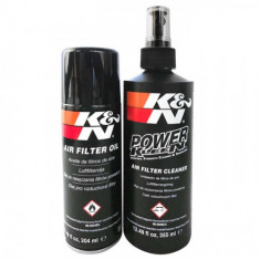 K&N Filter Care Service Kit - Aerosol