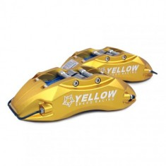 Yellow Speed Racing Replacement Calipers - 330mm x 32mm 6 Pot - YSCPF6b