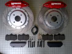 Reyland Track 350 AP Racing CP6600 4-Pot Caliper And 2-Piece 350x30mm Disc Kit