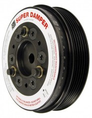 ATI Super Damper 0% R53 MINI Cooper S Dampened Crankshaft Pulley