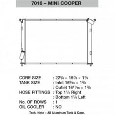 CSF Race Radiators MINI Cooper S R53 Alloy Radiator