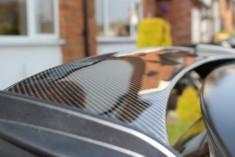 Orranje Carbon Fibre G-Wing Spoiler Blade