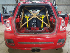 JP Cages MINI R56 Half Roll Cage