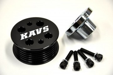 KAVS R53 MINI Cooper S Reduced Supercharger Pulley Upgrade Kit