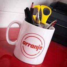 Orranje Mug