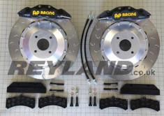 Reyland Track AP Racing CP5555 6-Pot Caliper And 2-Piece Disc Kit