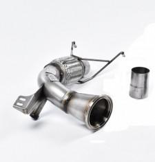 Milltek Downpipe De-cat Pipe F56 2014-2018 Pre-LCI Non-GPF - For OEM Catback
