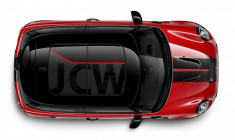 MINI F56 JCW Pro Roof Decal