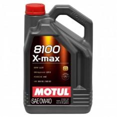 Motul 5ltr 8100 X-Max 0W40 Fully Synthetic Engine Oil
