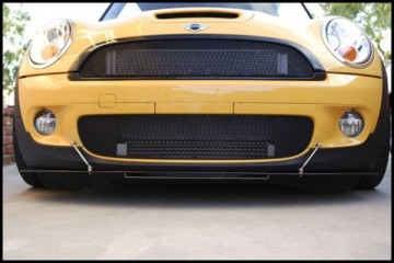 M7 Ultimate Lower Front Grille - (R55 - R59 Standard Bumper)