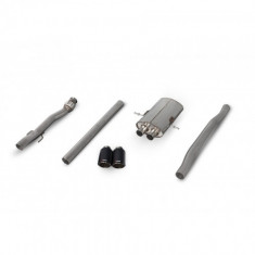 Scorpion Exhausts Catback System Carbon Fibre 90mm Ascari - Non-Resonated MINI R56 R57 R58 R59 Cooper S
