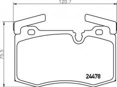 Mintex R56 JCW Front Brake Pads - MDB2982