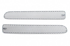 Grillcraft MX R50 R52 R53 S Rear Bumper Grille Lower Insert