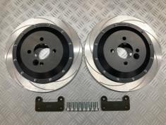 Reyland Rear Two Piece 325x10mm Disc Kit R50 R52 R53 R55 R56 R57 R58 R59