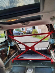 JP Cages MINI R53 Rear X Body Brace