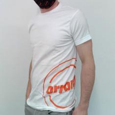 Orranje Side Logo - Short Sleeve T-Shirt