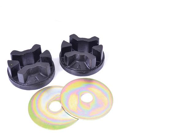 Powerflex Upper Engine Support Bracket Large (Black Series)