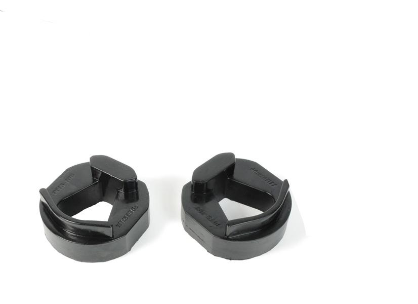 PFF5-108 Powerflex Gearbox Mounting Bush Insert (Black Series)