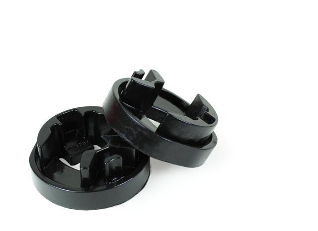 Powerflex Lower Engine Mount Large Bush Insert R58 R59 (Black Series)