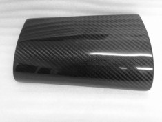 Orranje Carbon Fibre R53 Dash (5 Piece) Airbag Cover