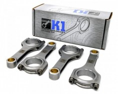 K1 Technologies Forged Billet H-Beam Conrods w/ARP Bolts R53