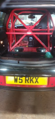 JP Cages MINI R55 Half Roll Cage