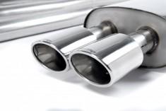 Milltek Exhausts Catback System Oval Jet - Non-Resonated MINI R56 R57 R58 R59 Cooper S SSXM024