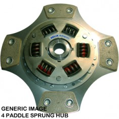 Helix Autosport Drive Plate 4 Paddle 76-2443 R53