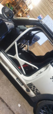 JP Cages MINI R56 Bolt In Multipoint Dash Dodger Full Roll Cage