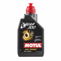 Motul Gear 300 75w90 Gearbox Oil 1 Litre