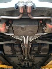 Milltek R53 Catback Exhaust Hatchback - Resonated SSXM006