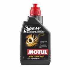 Motul Gear Competition 75w140 Gearbox Oil 1 Litre