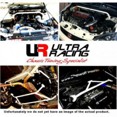 Ultra Racing Front Lower Strut Brace LA2-1053 R53
