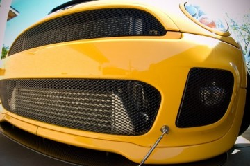 M7 Ultimate Lower Front Grille - (R56 JCW Aero)
