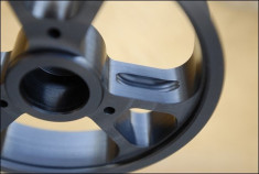 M7 4% R53 MINI Cooper S Lightweight Crank Pulley