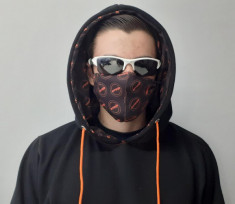 Orranje Face Mask