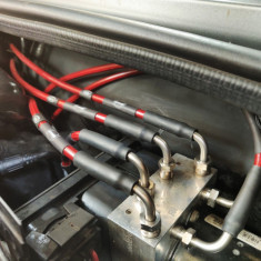 HEL Performance Stainless Steel R53 Braided Brakeline Hard Line & ABS Replacements