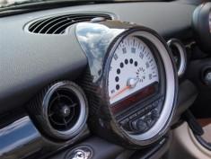 Orranje Carbon Fibre R56 Dash Speedo & Vents