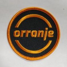 Orranje Logo Iron-on Patch