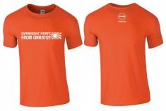 Overnight Parts From Orranje T-Shirt